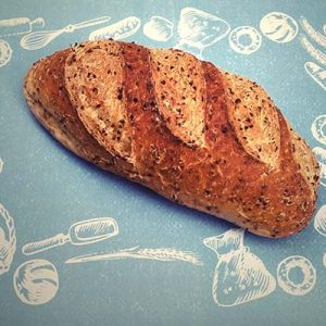 Pane con Soia
