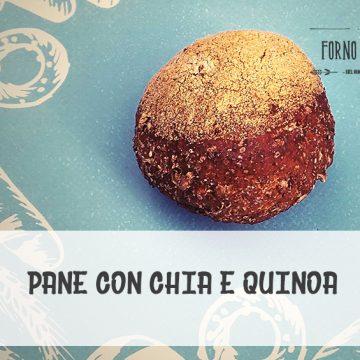 Pane di chia e quinoa