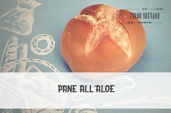 Pane all'aloe